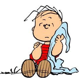Linus Security Blanket